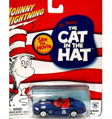 Johnny Lightning - The Cat in The Hat - Dodge Viper R/T10
