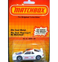 Matchbox BMW M1 Race Car