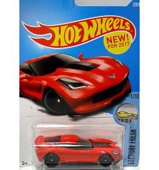 Hot Wheels -Chevrolet Corvette C7 Z06