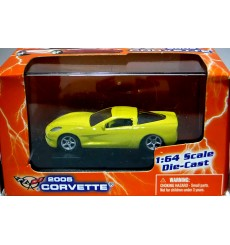 Columbia Diecast: Chevrolet Corvette C6 Coupe