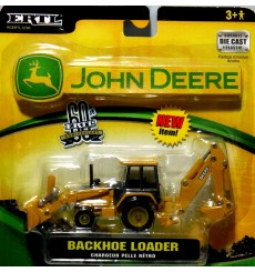 Ertl - John Deere Backhoe Loader
