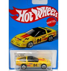 Hot Wheels - Ultra Cool Retro Series - Chevrolet Corvette C4 Coupe