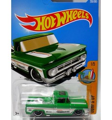 Hot Wheels - Custom 62 Chevrolet Pickup Truck
