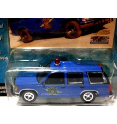 Johnny Lightning - America's Finest - Michigan State Police Chevy Tahoe