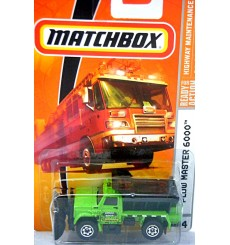 Matchbox Highway Maintenance Paving Truck
