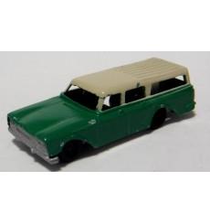 Tootsietoy - HO Scale 1960's Rambler Station Wagon