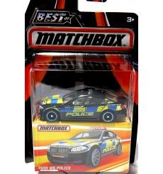 Matchbox - Best of Matchbox - BMW M5 Police Car