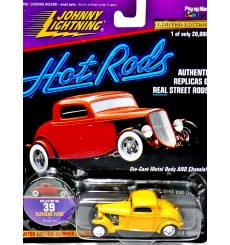 Johnny Lightning Ford Flathead Flyer Hot Rod