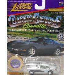 Johnny Lightning 1957 Chevrolet Corvette