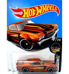 Hot Wheels 1970 Chevy Chevelle SS Road Racer
