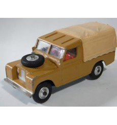 "Corgi Gift Set -2A Corgi 109"" Land Rover Pickup with Canopy"