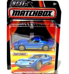 Best of Matchbox - Lamborghini Miura P400 S