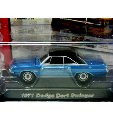 Auto World Licensed Series - 1971 Dodge Dart Swinger