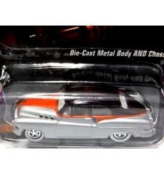 Johnny Lightning - Hot Rods - Bumongous - Custom 1950 Buick Sedanette
