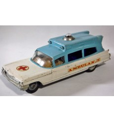 Corgi -  Cadillac Superior Ambulance