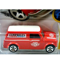 Hot Wheels - 1967 Austin Mini Van
