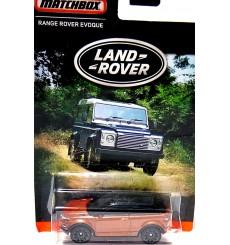 Matchbox - Land Rover - Land Rover Evoke