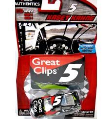 Nascar Authentics Hendrick Motorsports - Kasey Kahne Great Clips Chevrolet SS