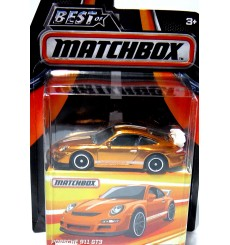 Best of Matchbox - Porsche 911 GT3