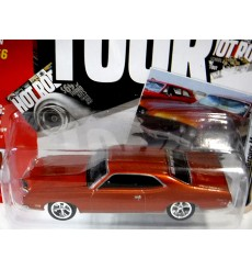 Johnny Lightning Muscle Cars USA  - 1970 Mercury Montego MX