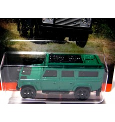 Matchbox - Land Rover - Land Rover Defender 110