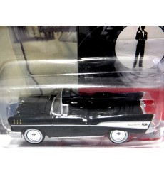 Johnny Lightning James Bond - Dr No - 1957 Chevrolet Bel Air Convertible