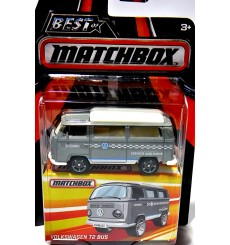 Best of Matchbox -  Volkswagen T2 Parts and Service Bus