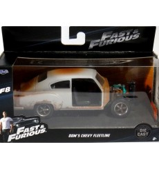 Jada - Fast & Furious - Dom's Chevrolet Chevelle SS
