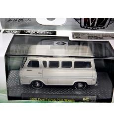 M2 Machines Auto-Trucks 1965 Ford Falcon Club Wagon