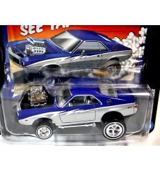 Johnny Lightning R2 - Street Freaks-Zingers - 1969 American Motors AMX