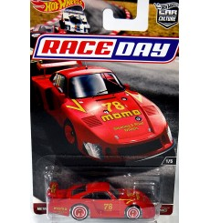 Hot Wheels - Race Day - 1978 Porsche 935-78