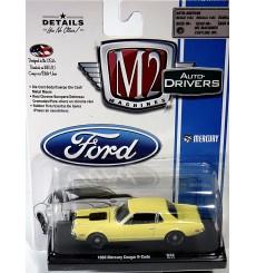 M2 Machines Drivers Series - 1968 Mercury Cougar R-Code