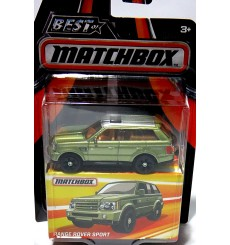 Matchbox - Land Rover Sport