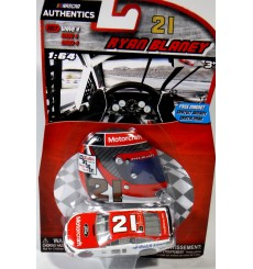 NASCAR Authentics - Ryan Blaney Wood BrothersMotorcraft  Ford Fusion