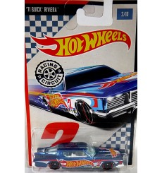 "Hot Wheels - Racing Circuit - 1971 Buick ""Boattail"" Riviera"