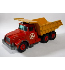 Matchbox Superkings - Rare Uncatalogued - K-19-AScammell Tipper Truck