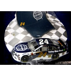 NASCAR Authentics Hendrick Motorsports - Chase Elliott Kelley Blue Book Chevrolet SS