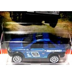 Matchbox - Land Rover - Land Rover Freelander