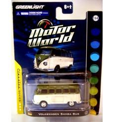 Greenlight Motor World Series - Volkswagen Samba Bus - VW
