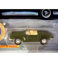 Johnny Lightning - Classic Customs Corvette - 1962 Chevreolet Corvette