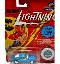 Johnny Lightning Commemoratives - Custom Ford Mustang Fastback
