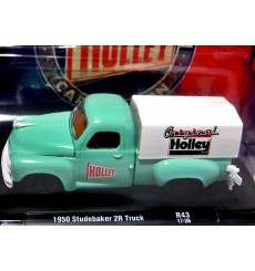 M2 Machines Drivers - Holley Carbs 1950 Studebaker 2R Pickup Truck