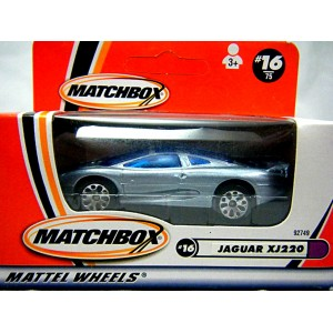 Matchbox - Jaguar XJ220 Supercar (ROW)