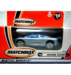 Matchbox - Jaguar XJ220 Supercar (ROW)