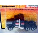 Matchbox Peterbilt with Cab Super Tampo