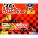 Racing Champions - NASCAR - Terry Labonte Kelloggs Hendrick Transporter