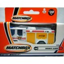 Matchbox Dennis Sabre Fire Truck