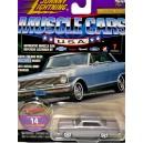 Johnny Lightning Muscle Cars USA - 1965 Chevy Nova SS