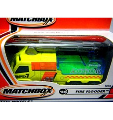 Matchbox - Fire Flooder - Airport Fire Truck