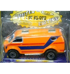 Matchbox Premiere Class Retro Series - 1970's Chevy Custom Van